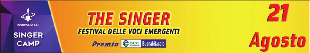 THE SINGER - Festival delle voci emergenti