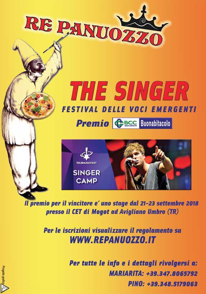 The Singer 2018
